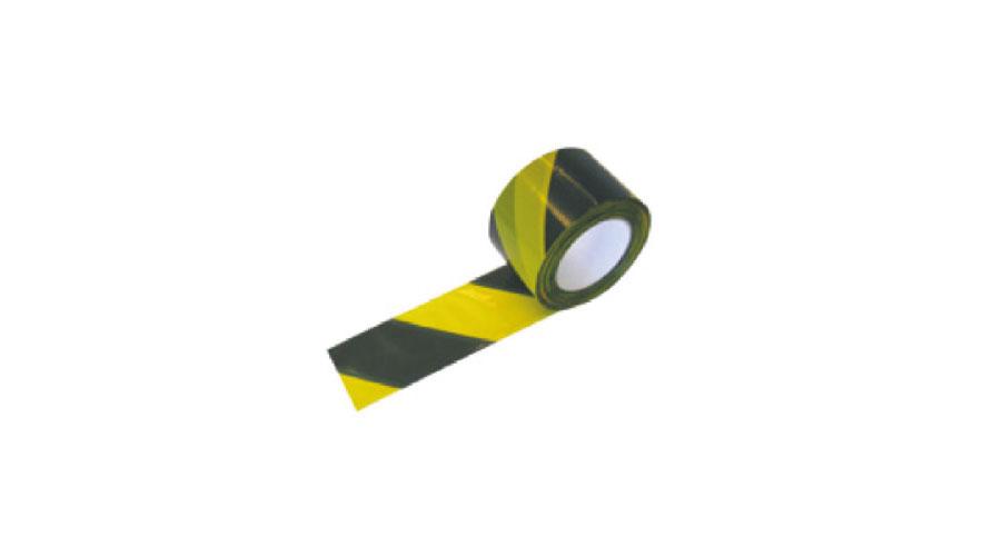 Afzetlint | Signaleringslint Corona Geel/Zwart